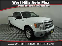 Pre-Owned 2014 Ford F-150 XLT 4WD SuperCrew 145