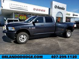 New 3500 For Sale In Orlando, FL - Orlando Dodge Chrysler Jeep Ram