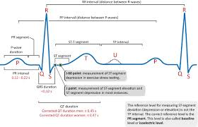 rr interval normal range overview of the waves deflections intervals durations