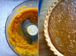 Pumpkin Pie With Molasses Brown Sugar by November 2013 Paper And Salt