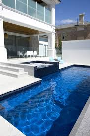 Waterline Pool Tile Designs by 7 Best Dark Blue Tiled Pools Images On Pinterest Dark Blue Blue