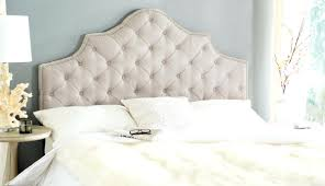 Cheap Upholstered Headboard Diy by Upholstered Headboard And Frame Diy Tufted White