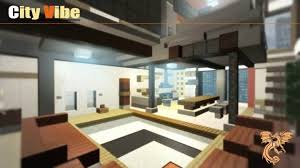 stadt vibe retro modernes penthouse minecraft welt