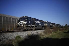 100 Triple Crown Trucking Norfolk Southern To Streamline Knoxville Rail Yard Operation WSJ