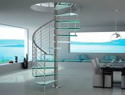 Outstanding Glass Spiral Staircase Featuring Stainless Steal ... Heavenly Ideas Decoration Gorgeous Metal Banister Glass Rails Stairs Staircase Balustrade Timber Stainless Steel Cable Railing Idea Photo Gallery Ironwood Cnection Stair Commercial Non Slip Treads Oak Contemporary Banisters And Handrails Modern For Elegant Latest Door Design Railing Alternative With Acrylic Panels By Fusion Interior Banister Lawrahetcom Grandiose Circular Chrome Polished Handle With Clear Kits Astonishing Indoor Railings Surprisdoorrailings