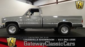 100 1986 Chevy Trucks For Sale Chevrolet C20 Louisville Showroom Stock 1088 YouTube