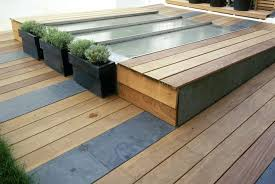 Floor Joist Spans For Decks by Wood Deck Floor Plans Cheap Flooring Ideas Joist Span Diy Deck