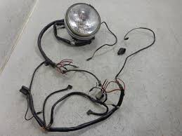 Harley Davidson Light Fixtures by Pinwall Cycle Parts Inc Your One Stop Motorcycle Shop For Used