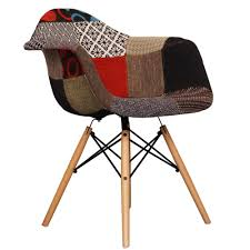 chaise daw patchwork architecture charles eames