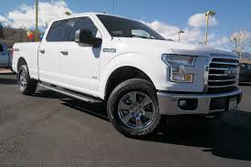 100 Trucks For Sale In Colorado Springs PreOwned 2016 D F150 XLT Crew Cab Pickup In