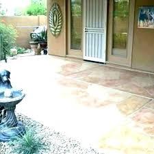 Diy Outdoor Flooring Easy Patio Ideas Backyard Cheap Floor