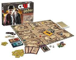 Harry Potter Clue Board Game USAopoly Booksamillion