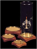 Wolfard Hand Blown Glass Oil Lamps by Wolfard Lamp Bases Glass Oil Lamp Wolfard Glassblowing