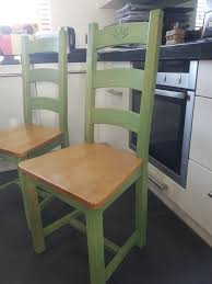 Two Wooden Dining Chairs | In Knebworth, Hertfordshire | Gumtree Buy Hanover Light Oak Spindleback Country Kitchen Ding Chair Pair Solid Table And Chairs Rustic White Masculo Fully Upholstered Green Smoked Shop Arlo Linen Set Of 2 By Julian Bowen Ibsen Wood Of Two Amazoncom 247spathome Idf3287sc Dingchairs Room Cool Leather Terrific 66 Nestor Wooden Grey Fabric Retro Black Torino Faux With Leg On Onbuy Epic Image Small Decoration Using Bouvier Espresso Vinyl And Natural