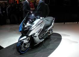 Bmw Moto 2011 Scooter Concept C