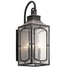 brayden studio burnam 1 light outdoor wall lantern reviews wayfair