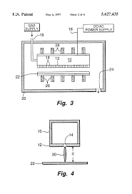 patent us5627435 hollow cathode array and method of cleaning
