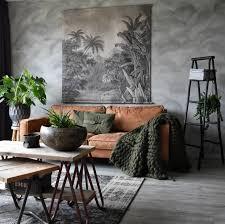 Brown Couch Decor Living Room by Best 25 Orange Sofa Ideas On Pinterest Orange Sofa Design