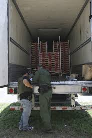 17 immigrants locked inside rig at Texas truck stop SFGate