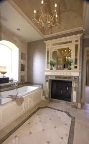 Tiling A Bathtub Alcove by 16 Fireside Bathtubs For A Cozy And Luxurious Soak