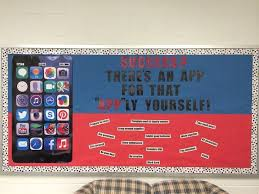 Theres An App For That Back To School Bulletin Board