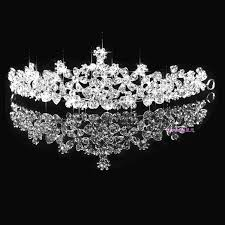 sparkling diamonds bridal crowns tiaras hair crown headbands