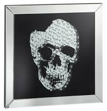 schwarze deko spiegel fürs wohnzimmer günstig kaufen ebay