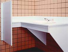Floor Mounted Urinal Screen by Saxet Marketing