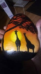 Pumpkin Farm Illinois Giraffe by 208 Best Pebbles And Stones Giraffe Images On Pinterest