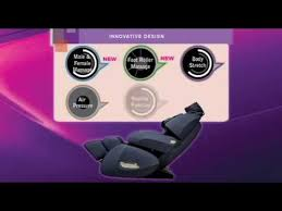 fujita massage chair kn9003 youtube