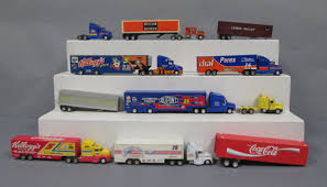 Buy O Scale Metal & Plastic Tractor Trailer Trucks (9)   Trainz Auctions Very Htf Revell Ford Aeromax 106 Cventional Model Truck Kit 124 Nib Amt Usa 125 Scale Fruehauf Flatbed Trailer Plastic 002 Trumpeter 135 Df21 Ballistic Missile Launcher Scaled Marmon Stars And Stripes American Sdv Plastic Model 187 H0 Praga With V3s Pad S Rmz Scania Container 164 Pla End 21120 1106 Am 1200scale 6cm Long Architectural Model Plastic Miniature Aoshima 132 Shines Deco Truck Led New Goods Revellkit 07524 Scania 143m Truck With Trailer Amazoncom Snap Tite Freightliner Aurora Kits Wwwtopsimagescom Big Rig White Classic Bonnet Semi Tractor