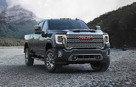100 Gmc Semi Trucks The 2020 Sierra HD Is GMCs Most Capable HeavyDuty Truck Ever Maxim