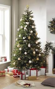 Slimline Christmas Trees 7ft by Artificial Christmas Trees Argos Christmas Lights Decoration