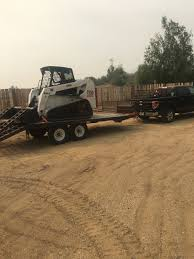 100 Skid Truck Can A 12 Ton Pickup Truck Pull A Skid Steer Page 2 LawnSite