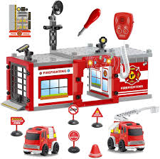 100 Fire Trucks Toys Amazoncom Truck Take Apart With Light