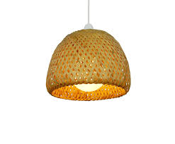 Coolie Lamp Shade Amazon by Wicker Lamp Shades Uk Clanagnew Decoration