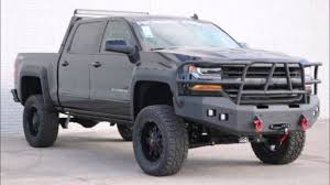 Rocky Ridge Stealth 2018 Chevy Silverado 1500 Lifted Truck For Sale ...