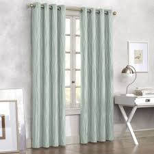 Crushed Voile Curtains Grommet by Buy Mint Curtain Panels From Bed Bath U0026 Beyond