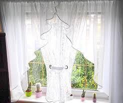 transparente gardinen fertiggardine aus voile neu top design