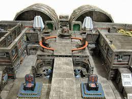 3d Dungeon Tiles Dwarven Forge by Dwarven Forge Sci Fi Set Display