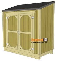16x12 Shed Material List by Free Shed Plans With Drawings Material List Free Pdf Download