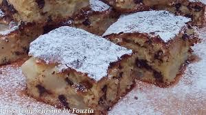 dessert aux poires leger gâteau léger choco poires passetempscuisine