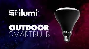 ilumi outdoor led smartbulbs