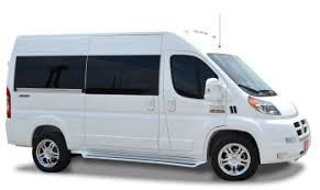 New RAM ProMaster Conversion Vans For Sale