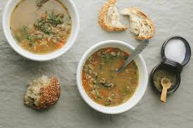 100 Soup To Nuts Food Truck Wild Rice And Mushroom A Thought For