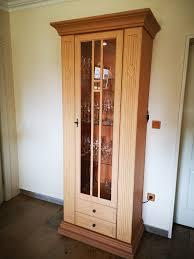 esszimmermöbel pinie highboard vitrine tisch stühle in
