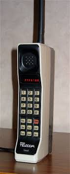 33 Years Ago The First Ever Mobile Phone Call Was Made