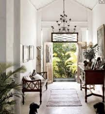 British Colonial Contemporary Living