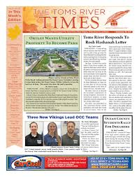 Toms River Halloween Parade History by 2017 09 30 The Toms River Times By Micromedia Publications Issuu
