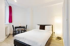 100 Studio 24 London Apartment Sleek Chelsea W Hr Reception UK